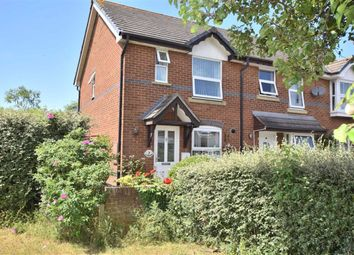 Thumbnail 2 bed end terrace house for sale in Whitewell Close, Barnwood, Barnwood Gloucester