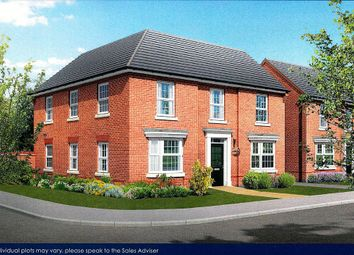 Thumbnail 4 bedroom detached house for sale in The Eden, Great Pastures, Station Road, Warboys