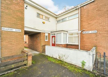 Thumbnail 4 bedroom terraced house for sale in Newport Close, Hull, East Yorkshire
