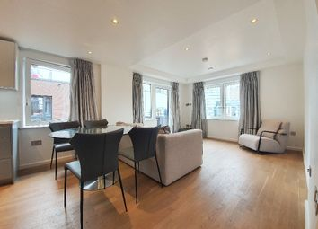 Thumbnail 2 bed flat to rent in The Saddler Building, 24 Wharf Road, London