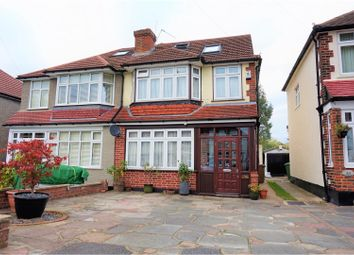 Thumbnail 5 bed semi-detached house for sale in Chertsey Drive, Sutton