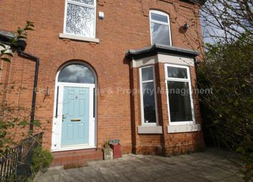 Thumbnail 4 bed end terrace house to rent in Ashton Old Road, Manchester