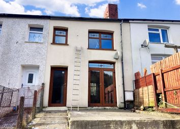 Thumbnail 3 bed property to rent in Fernhill Terrace, Phillipstown, New Tredegar