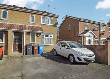 Thumbnail 1 bed flat for sale in Bannister Drive, Hull