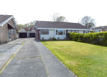 Thumbnail 2 bed bungalow for sale in Hazel Grove, Caerphilly
