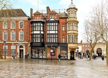 Thumbnail 2 bed flat for sale in Minster Street, Salisbury, Wiltshire
