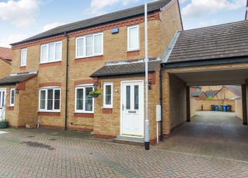 Thumbnail 3 bedroom semi-detached house for sale in Cupronickel Way, Wilnecote, Tamworth