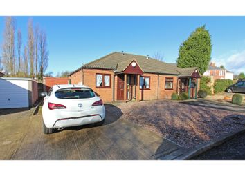 Thumbnail 2 bed semi-detached bungalow for sale in Cannock Road, Wolverhampton