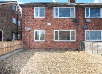 Thumbnail 2 bed flat for sale in Tudor Road, Nuneaton