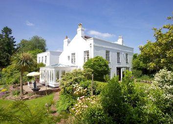 Thumbnail 6 bed detached house for sale in Ringmore Road, Shaldon, Devon