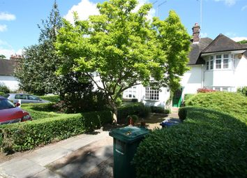 Thumbnail 3 bed cottage to rent in Wordsworth Walk NW11, Hampstead Garden Suburb