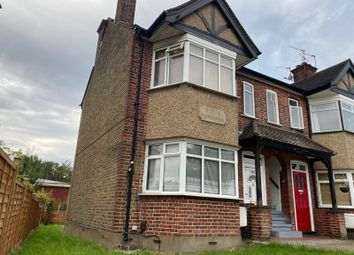 Thumbnail 2 bed flat to rent in Christchurch Avenue Harrow, London