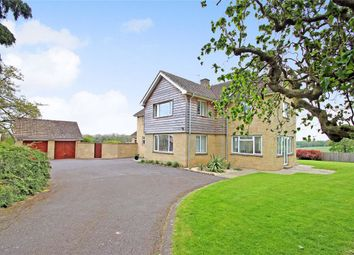 4 bed detached house for sale in Bratton Road, West Ashton, Wiltshire BA14