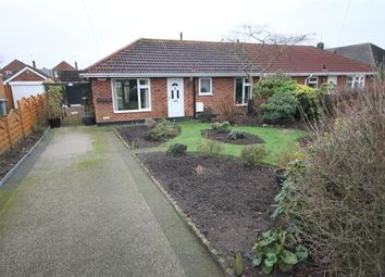 Thumbnail 2 bed semi-detached bungalow for sale in Valley Prospect, Newark, Nottinghamshire.