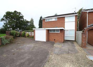 Thumbnail 3 bed detached house for sale in Claremont Close, Bulkington, Bedworth