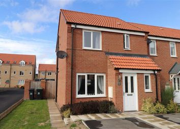 Thumbnail 3 bed property for sale in Forge Way, North Hykeham, Lincoln
