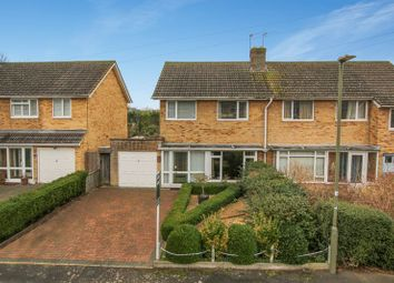 Thumbnail 3 bed semi-detached house for sale in Westfields, Abingdon