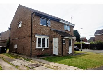 Thumbnail 2 bed semi-detached house for sale in Wareham Drive, Crewe