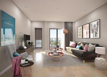Thumbnail 1 bed flat for sale in Apartment 10, Copper Works