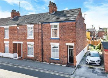 Thumbnail 3 bed terraced house for sale in Ebor Street, Selby