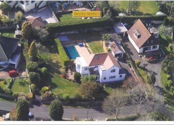 Thumbnail 4 bed detached house for sale in Porthpean Beach Road, St. Austell