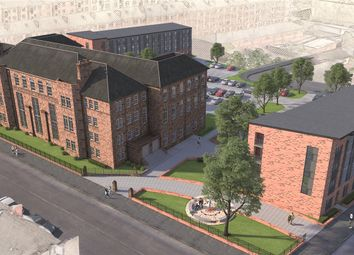 Thumbnail 1 bed flat for sale in Plot 11 - North Kelvin Apartments, Glasgow