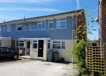 Thumbnail 3 bedroom terraced house to rent in Horseshoe Close, Cowes