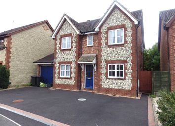 Thumbnail 4 bed detached house for sale in Juniper Way, Bradley Stoke, Bristol