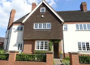 Thumbnail 3 bed town house for sale in Westhaven Court, Station Road, Market Bosworth, Nuneaton