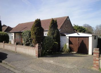 Thumbnail 3 bed detached bungalow for sale in Nethercourt Gardens, Ramsgate