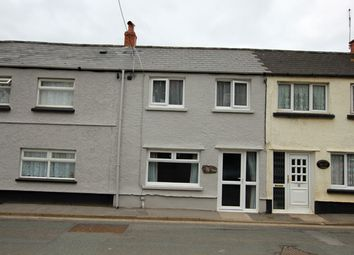 Thumbnail 2 bed terraced house for sale in Hall Terrace, Ferryside, Carmarthenshire
