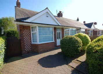 Thumbnail 2 bedroom semi-detached bungalow for sale in Granville Drive, Forest Hall, Newcastle Upon Tyne