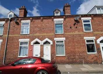 Thumbnail 3 bed terraced house for sale in Carter Street, Goole