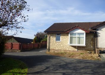 Thumbnail 1 bed semi-detached bungalow for sale in Oak Hill Park, Skewen, Neath .