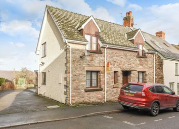 Thumbnail 3 bed town house for sale in Hay On Wye, 3 Bedroom Cottage With Parking
