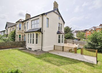 Thumbnail 6 bedroom end terrace house for sale in Church Avenue, Penarth
