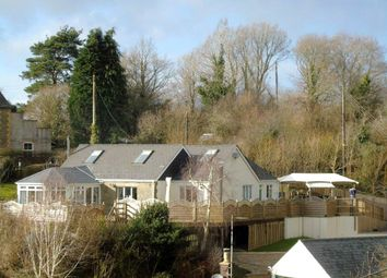 Thumbnail 4 bed bungalow for sale in School Road, Pillowell, Lydney, Gloucestershire