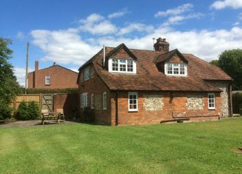 Thumbnail 3 bed cottage to rent in Ashmansworth, Newbury, Berkshire