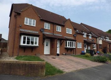 Thumbnail 3 bed end terrace house to rent in Russett Way, Newent