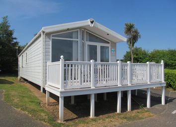 Thumbnail 3 bed mobile/park home for sale in Devon Cliffs Holiday Park (Ref 5944), Sandy Bay, Exmouth, Devon