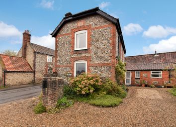 Thumbnail 3 bed semi-detached house for sale in Church Street, Trimingham, Norwich