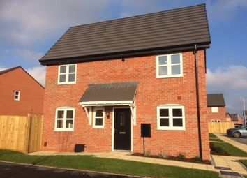 Thumbnail 3 bed end terrace house for sale in Anstey, Leicestershire