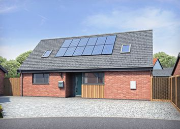 Thumbnail 3 bed bungalow for sale in Norwich Road, Hingham, Norwich