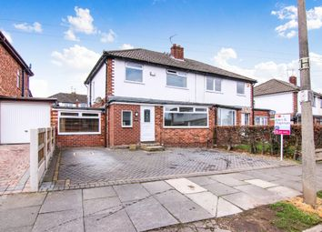 Thumbnail 3 bed semi-detached house for sale in Mavis Drive, Upton, Wirral