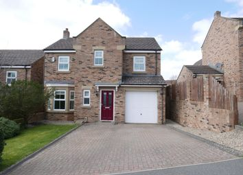 Thumbnail 4 bed detached house for sale in Whitton View, Rothbury, Morpeth, Northumberland
