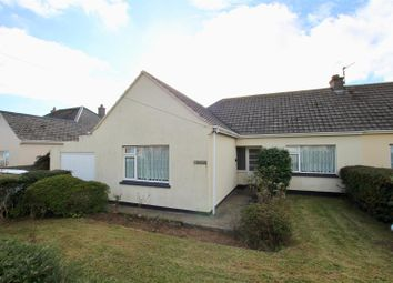 Thumbnail 2 bed semi-detached bungalow for sale in Gwealfolds Road, Helston