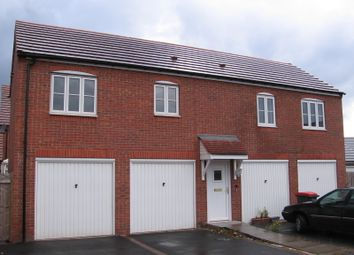 Thumbnail 2 bed flat to rent in Marlborough Road, Hadley, Telford