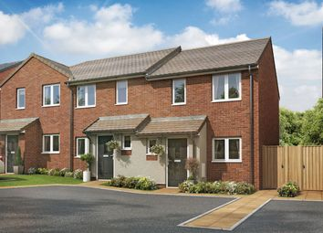 "Thumbnail 2 bed semi-detached house for sale in ""The Oxcroft I"" at High Street, Riddings, Alfreton"