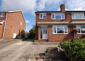 Willowbath Lane, Wirksworth, Matlock DE4. 3 bed semi-detached house