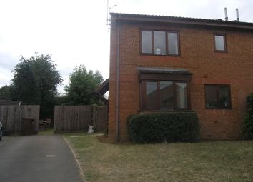 Thumbnail 1 bed semi-detached house to rent in Quarry Close, Bloxham, Banbury